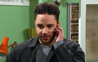 Adam Barton played by Adam Thomas