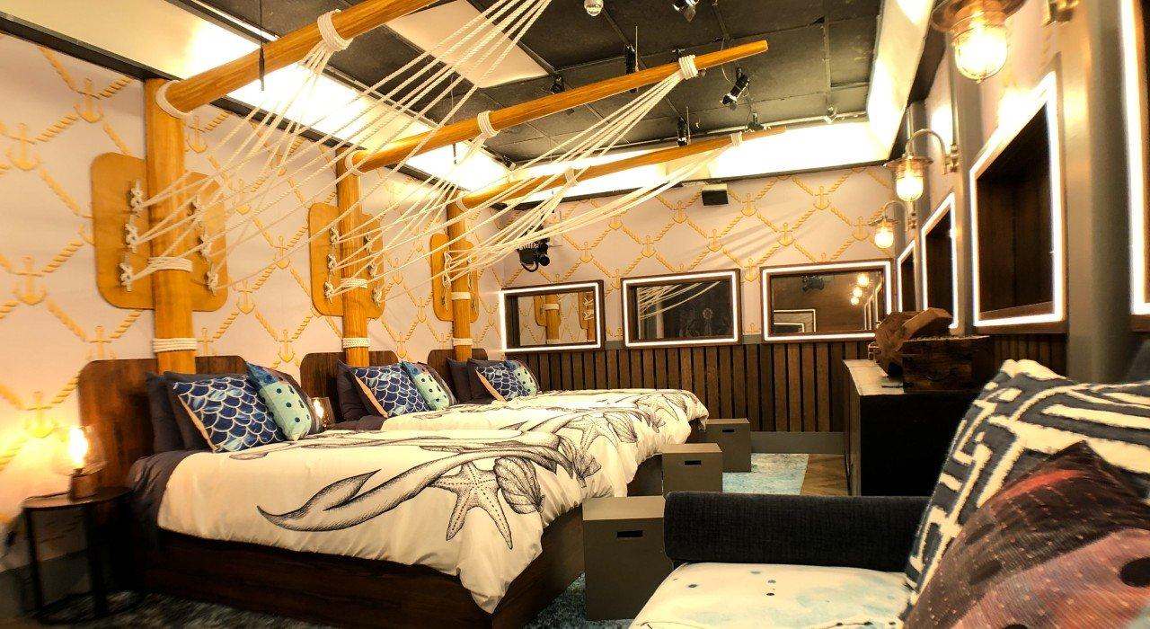 Bedroom Big Brother CBS