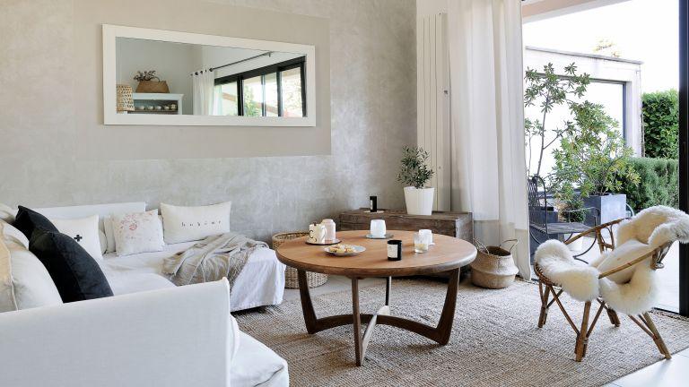 Light living room ideas