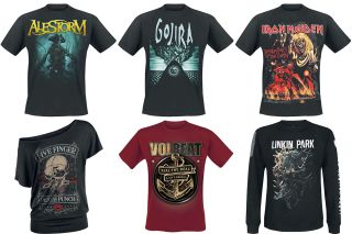 T-shirts from EMP