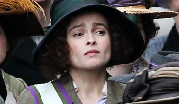 helena bonham carter suffragette