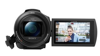 Sony AX43 4K camcorder arrives in Europe
