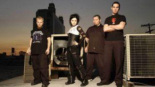 Evanescence circa 2003