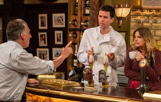 Emmerdale spoilers! Bob's NAKED AMBITION for the Woolpack: strippers!