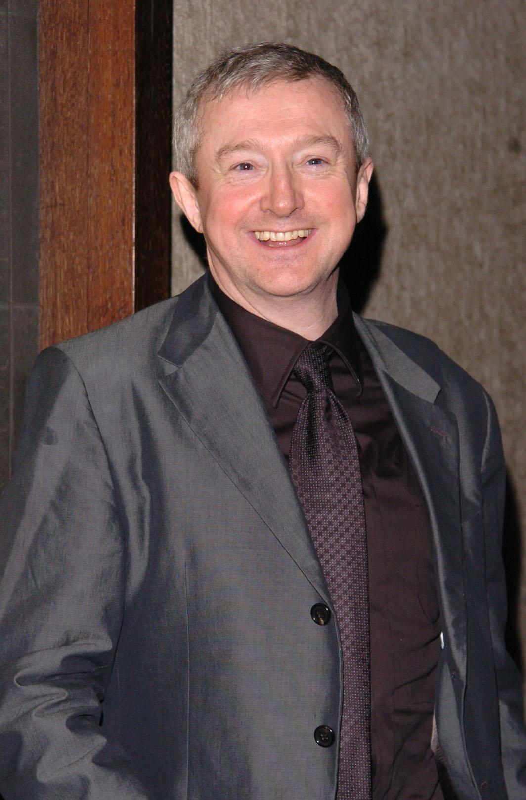 Louis Walsh admits to £30K hair transplant