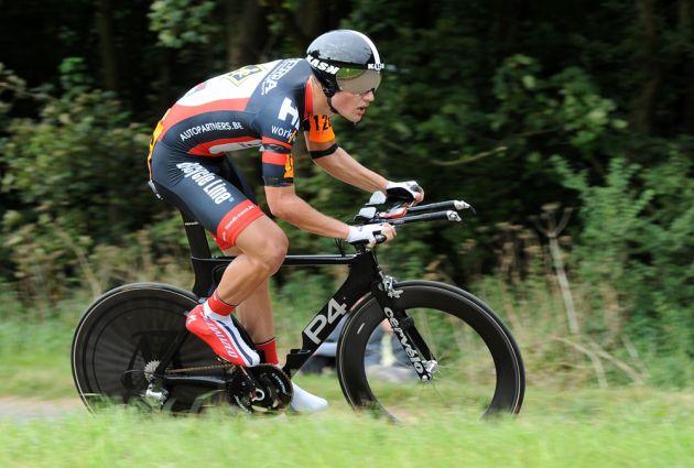 Douglas Dewey, British Time Trial Championships 2012
