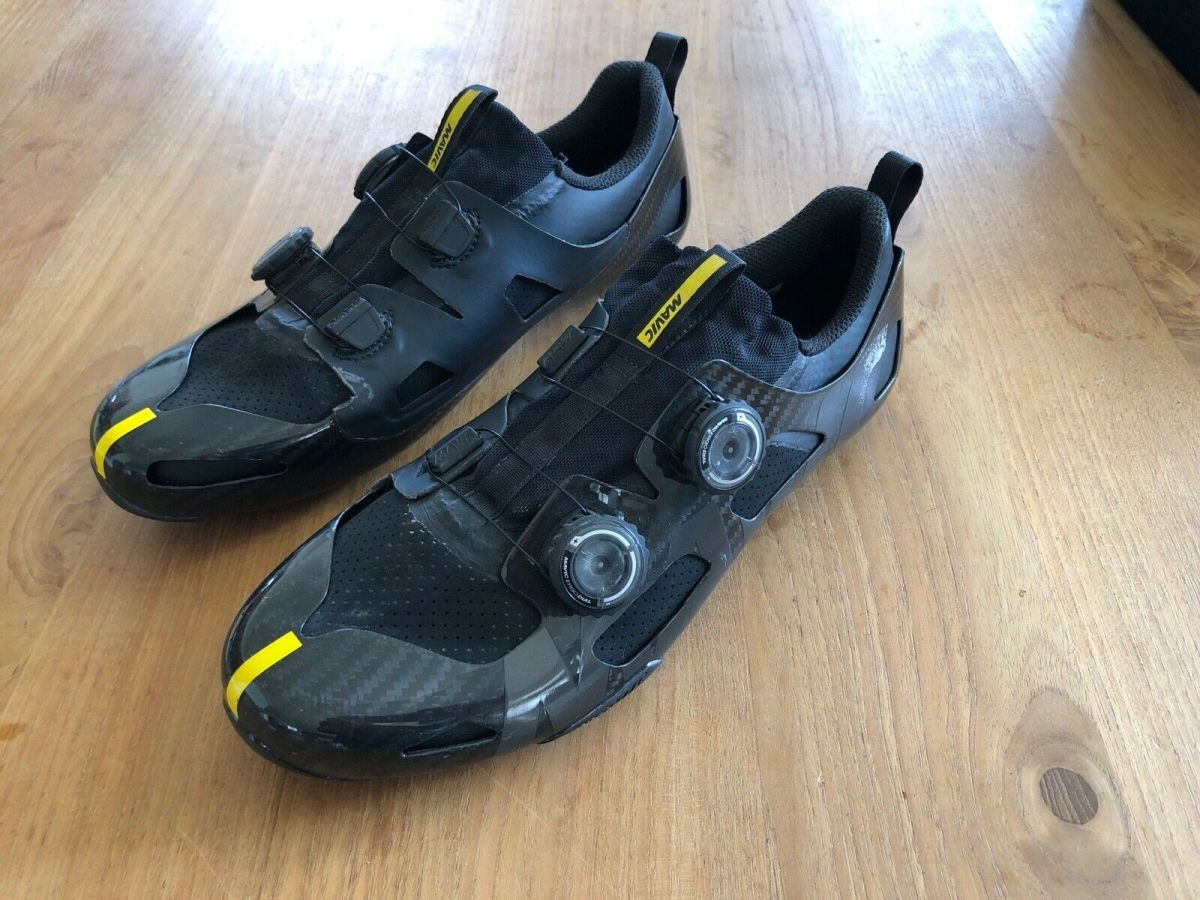 eBay Finds: Mavic Comete Ultimate cycling shoes