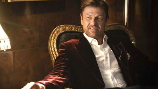 Sean Bean as Mr. Wilford in Snowpiercer.