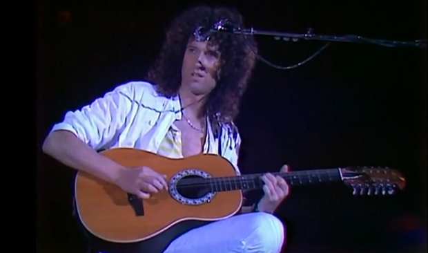 """Watch Queen Perform an Acoustic """"Love of My Life"""" 