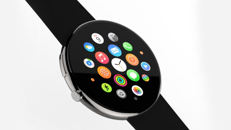 An Apple Watch with a round face could be headed for your wrist