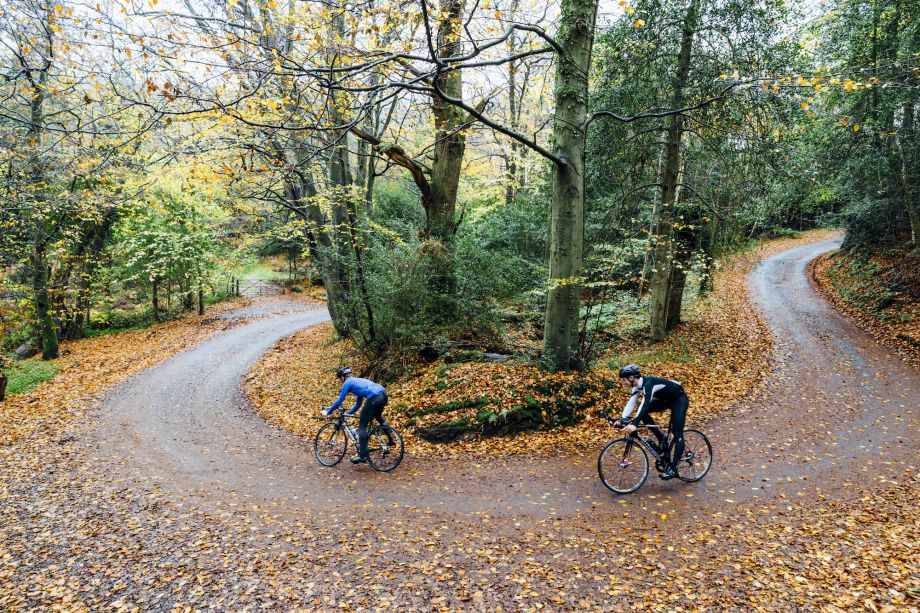 spring and autumn riding