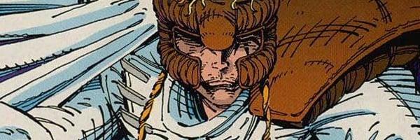 Shatterstar X-Force Marvel Comics
