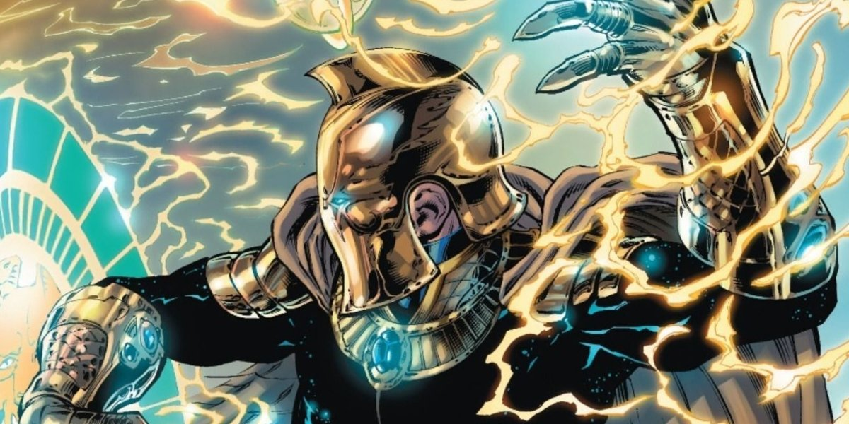Kent Nelson is Doctor Fate