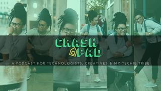 Alesia Hendley's weekly podcast Crash Pad