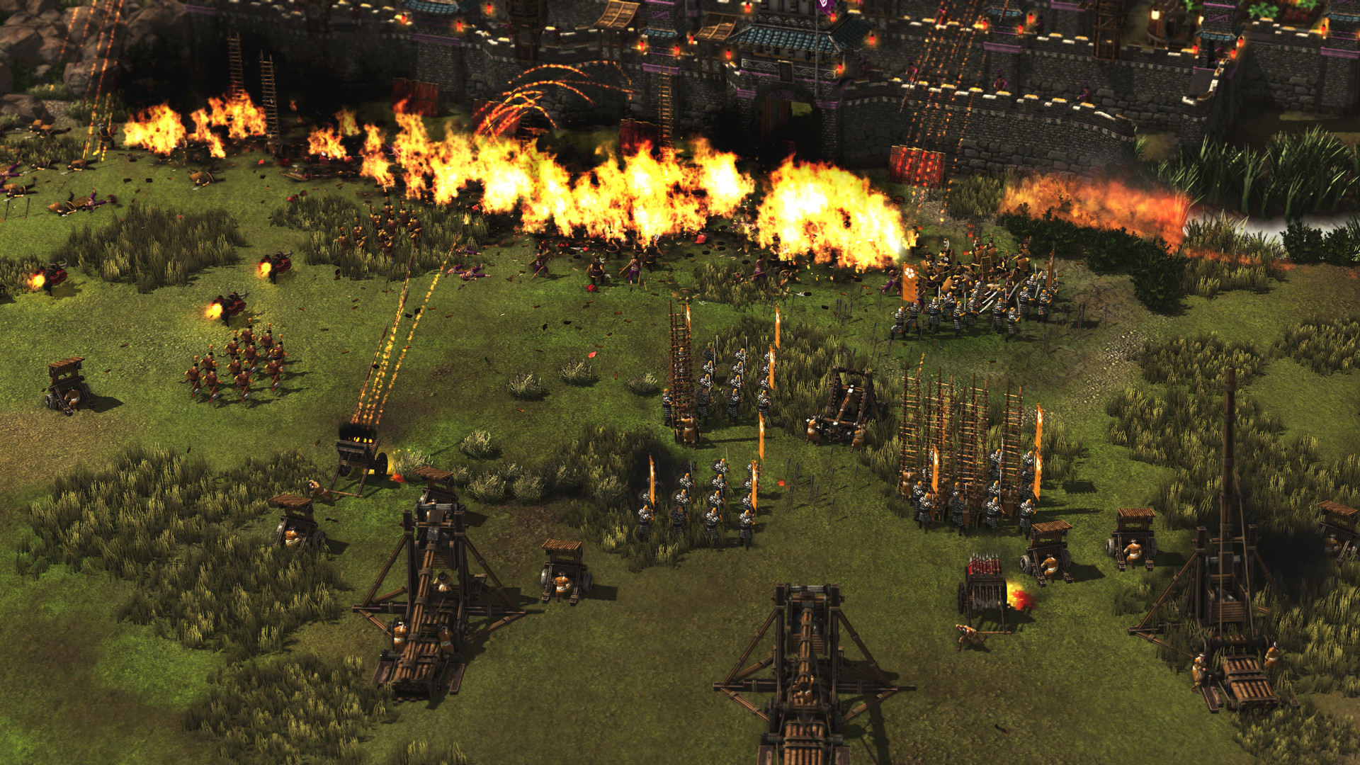 """Stronghold: Warlords has been delayed until March because multiplayer is """"simply not ready"""""""