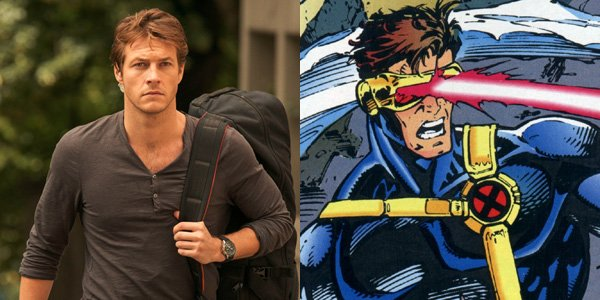 This Is Who James Marsden Wants For Young Cyclops ...