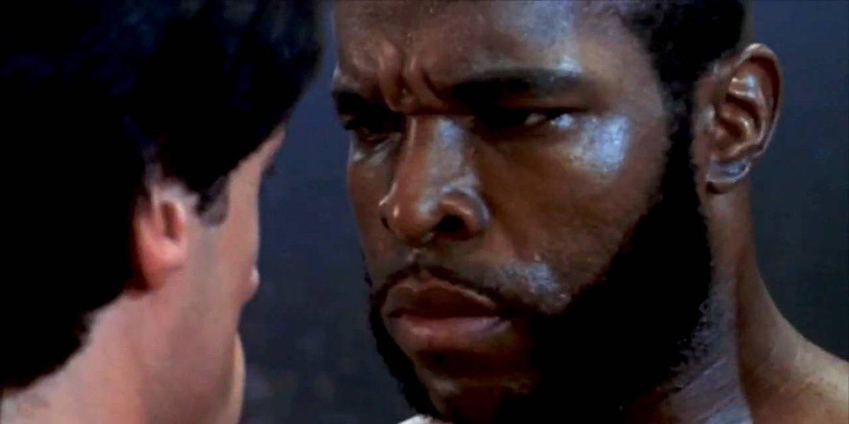 Mr. T in Rocky III