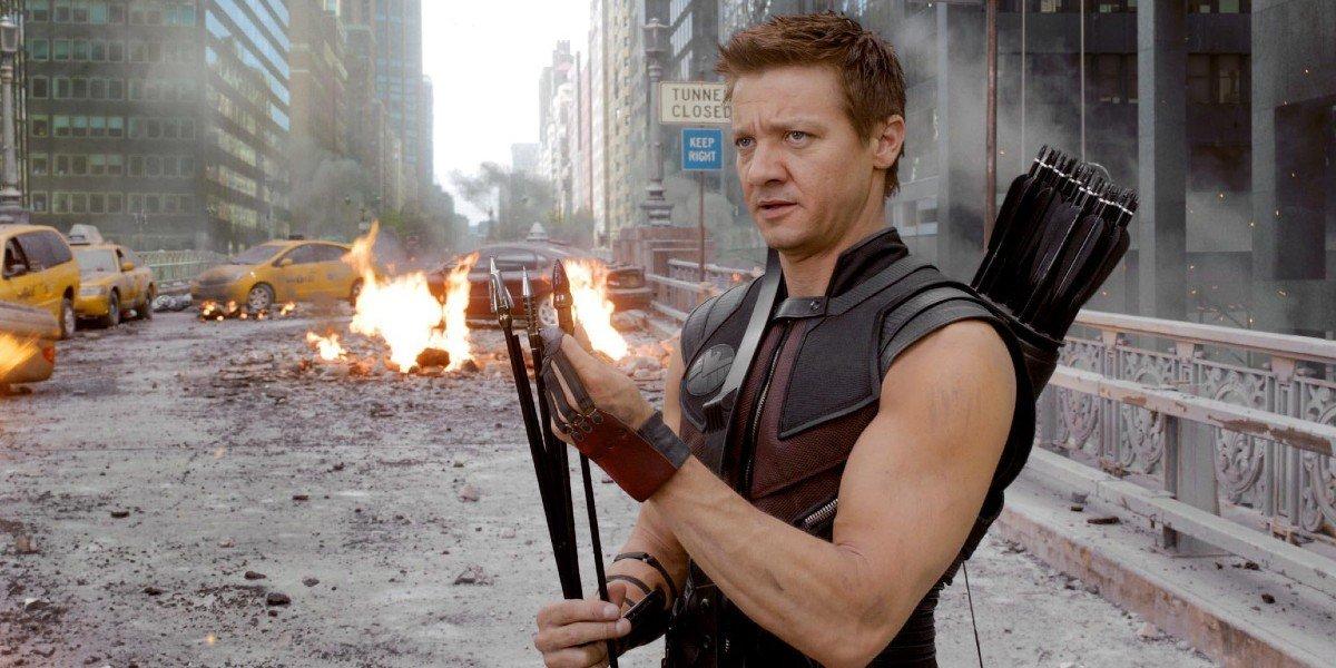 Jeremy Renner - The Avengers