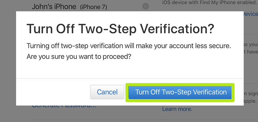 Apple Pushing Two-Factor Authentication: What to Do | Tom's
