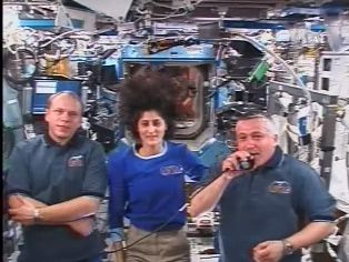 New Astronaut Crew Takes Shape Aboard Space Station