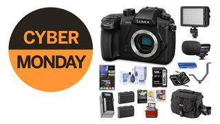 Panasonic GH5 ultimate vlogging kit just 1300 bucks! Cyber Monday last call!