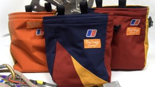 Berghaus products given new life as recycled climbing kit