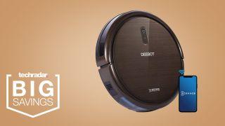 Ecovacs Deebot N79S robot vacuum cleaner deal