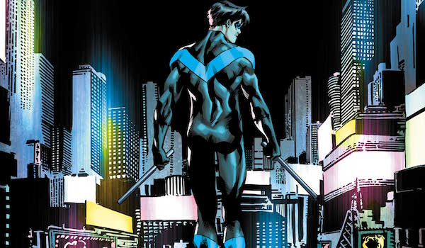 Nightwing Bludhaven