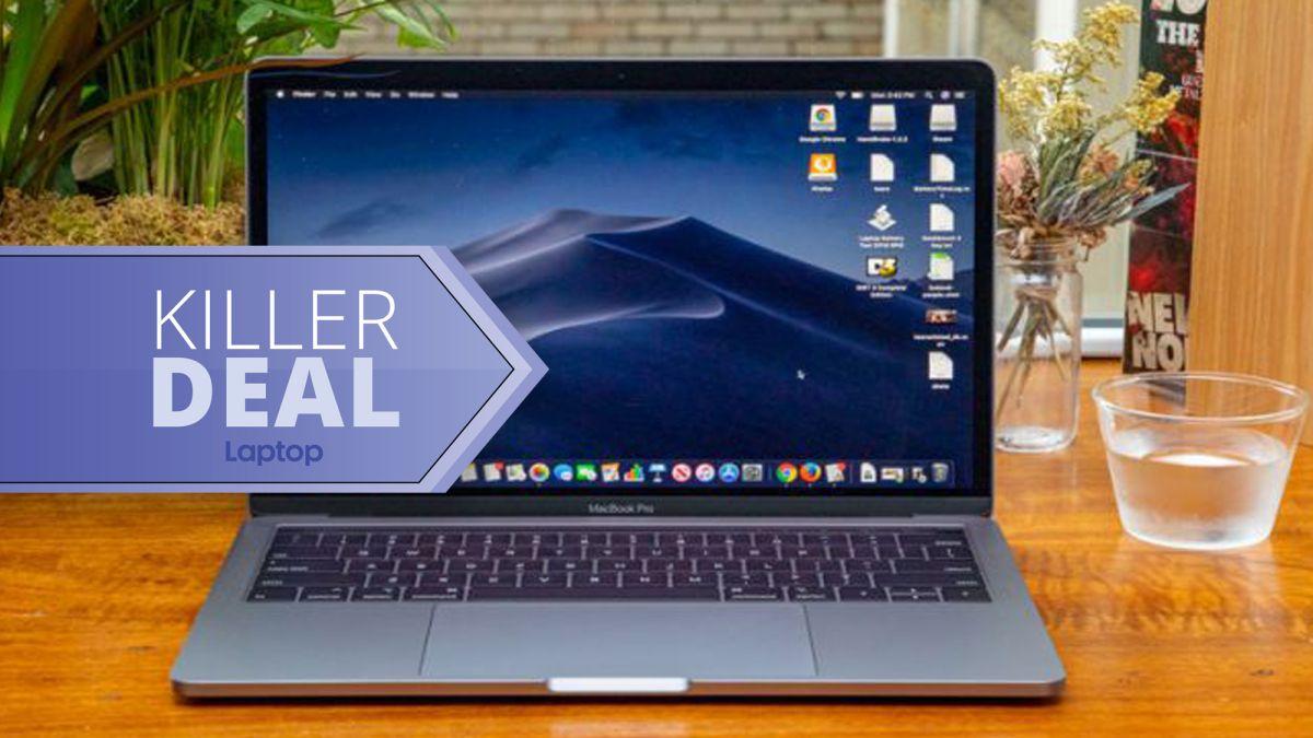 Apple's 15-inch MacBook Pro gets $450 price drop at Best Buy