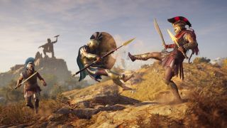 upcoming PS4 games like Assassin's Creed Odyssey