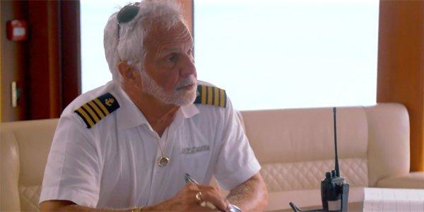 Captain Lee on Bravo's Below Deck