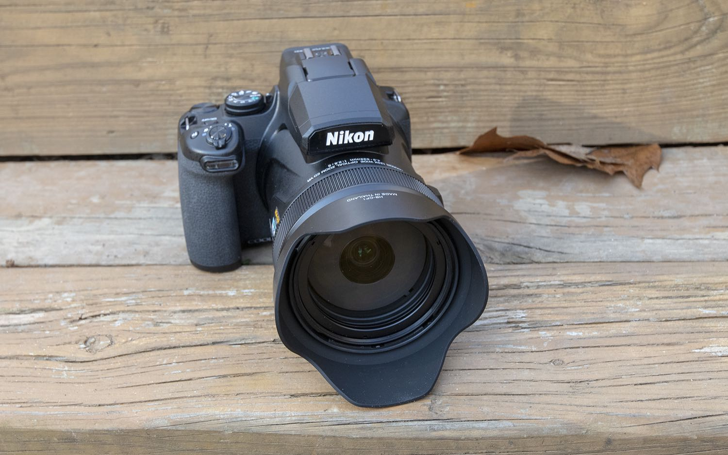 Nikon Coolpix P1000 Review: This 125x Superzoom Shoots the