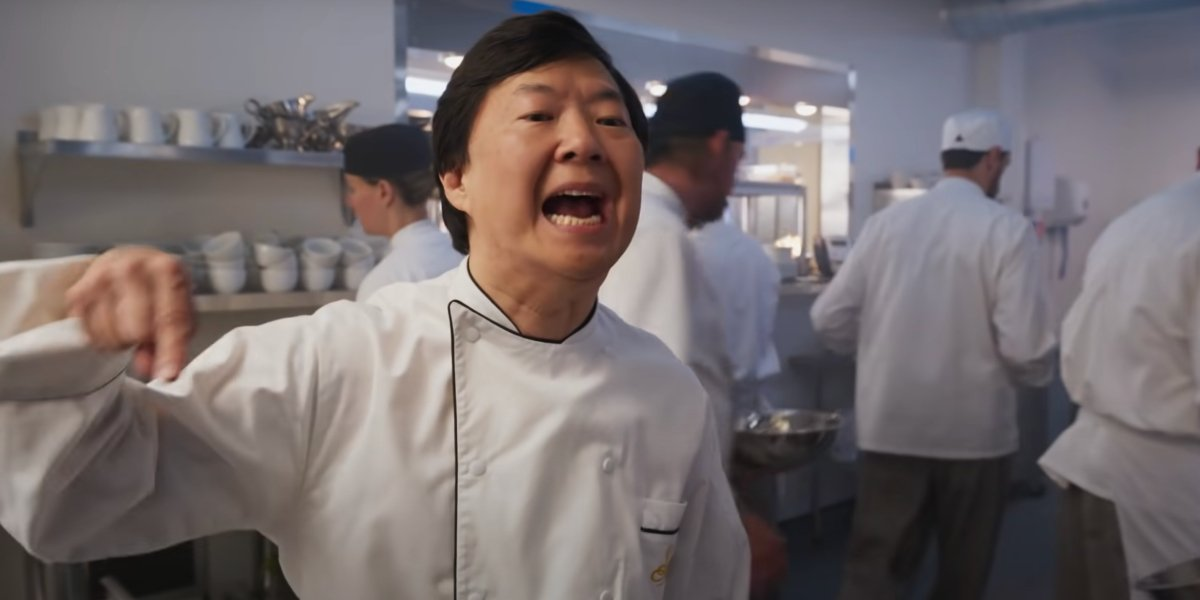 Ken Jeong in Tom and Jerry