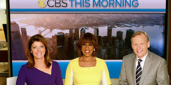 CBS This Morning Norah O'Donnell Gayle King John Dickerson