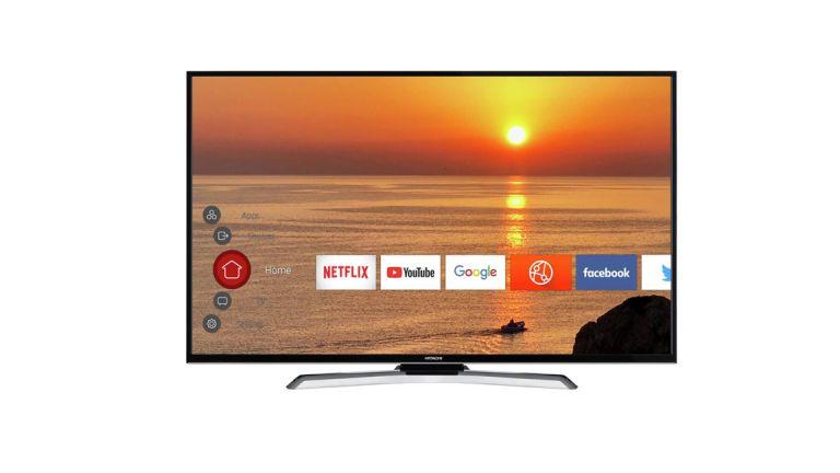 Hitachi 50 Inch TV
