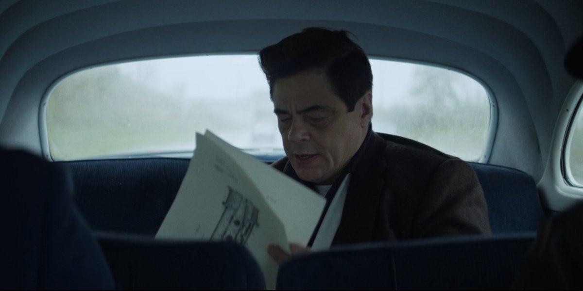Benicio Del Toro in No Sudden Move