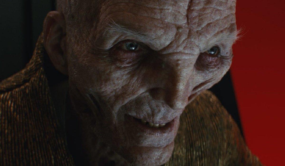 Supreme Leader Snoke Star Wars