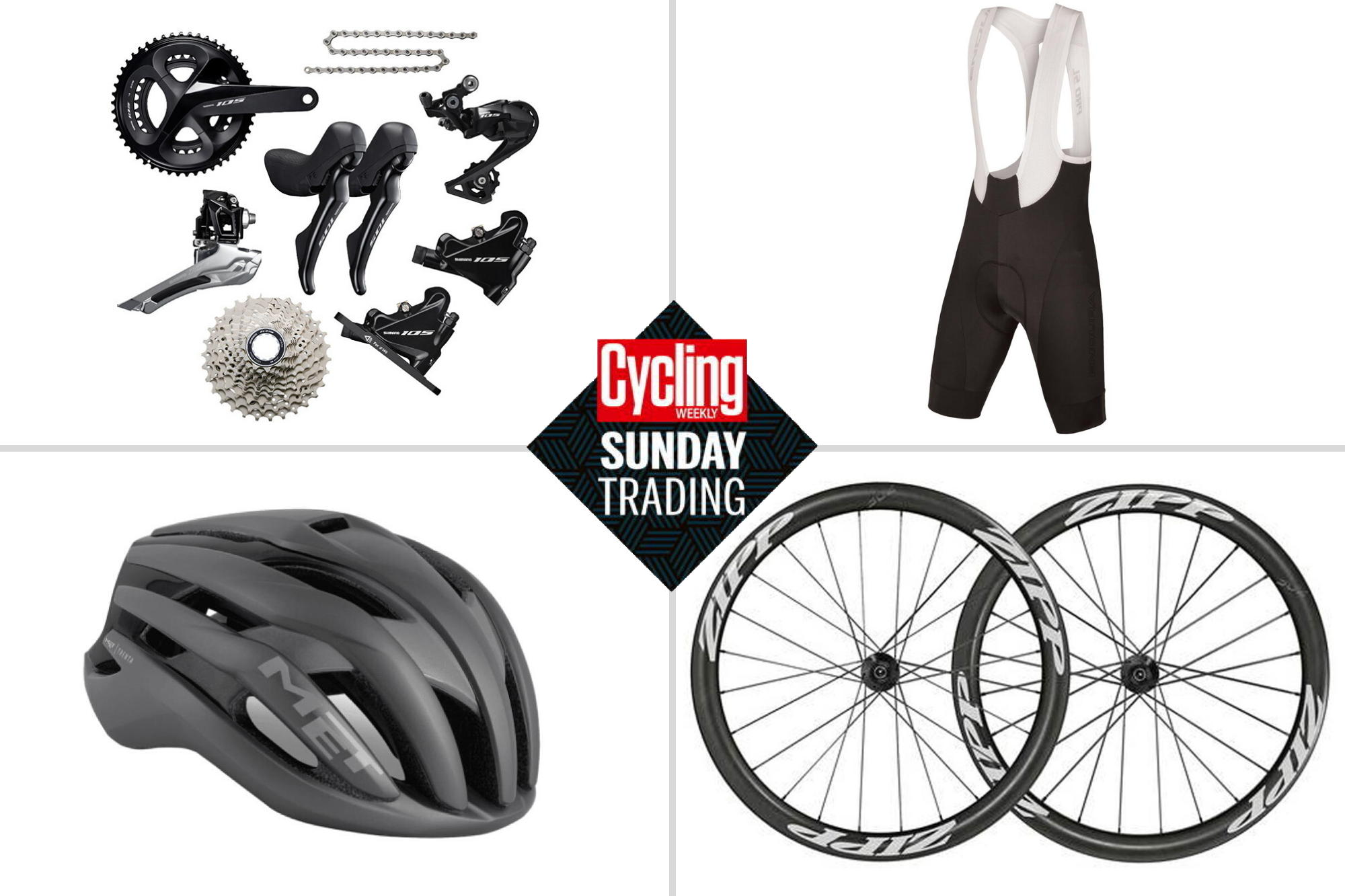 Sunday trading: Carbon Zipp wheels for less than £1000 plus much more - Cycling Weekly