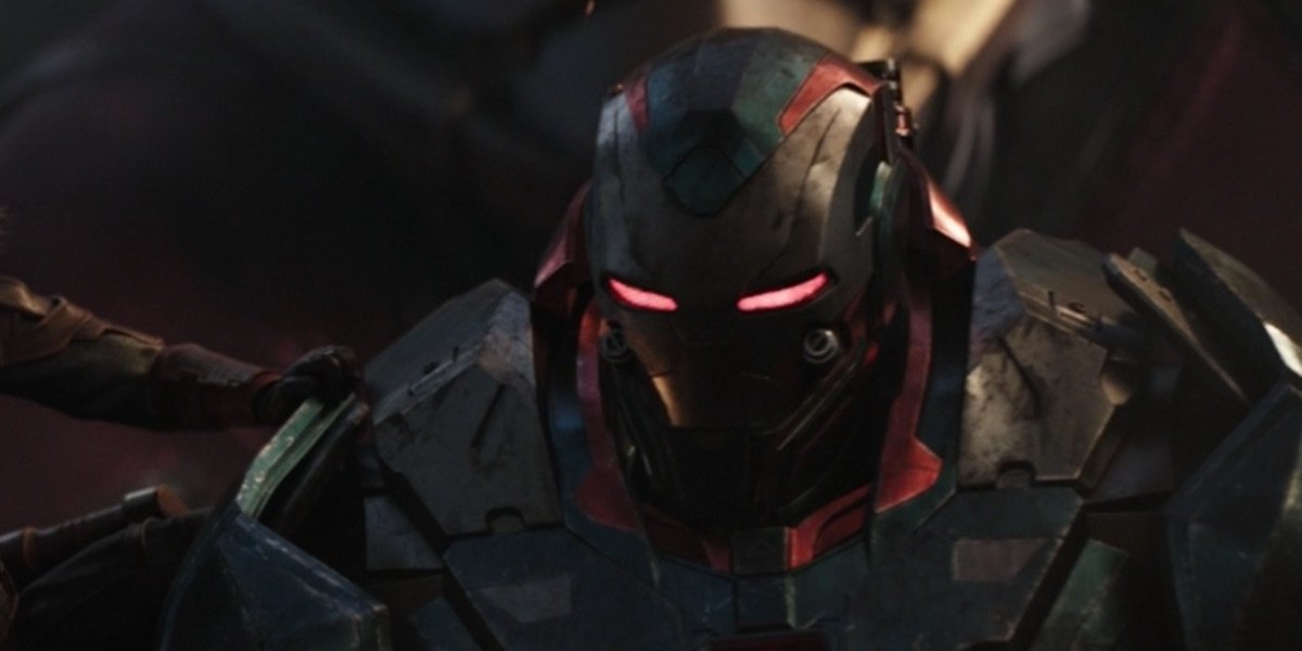 Avengers: Endgame: See The Epic Jetpack War Machine Almost Got - CINEMABLEND