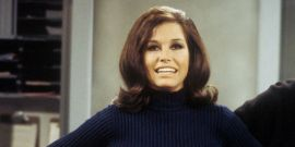 Sales Of The Mary Tyler Moore Show Have Skyrocketed Following Her Death