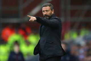 Rangers v Aberdeen – Ladbrokes Scottish Premiership – Ibrox Stadium