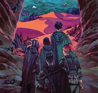 Boom! Comics is returning to Arrakis for Dune: A Whisper of Caladan coming in December 2021.