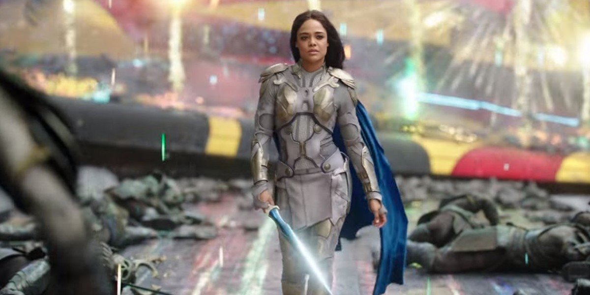 Tessa Thompson - Thor: Ragnarok