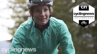 Women's waterproof cycling jackets