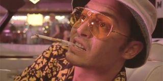 Johnny Depp Hunter S Thompson Raul Duke Fear and Loathing in Las Vegas