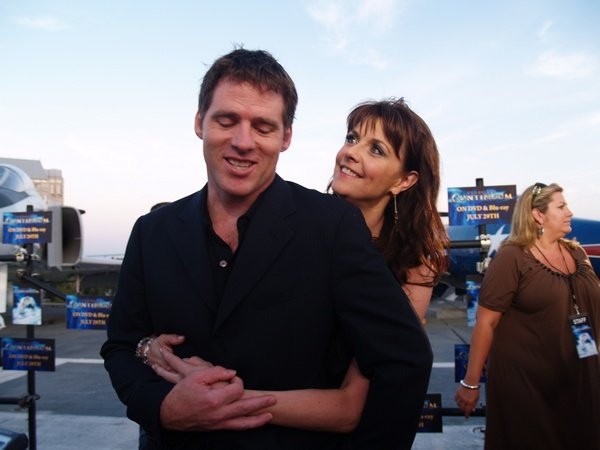 Comic Con: Aircraft Carrier Premiere Of Stargate Continuum #2820