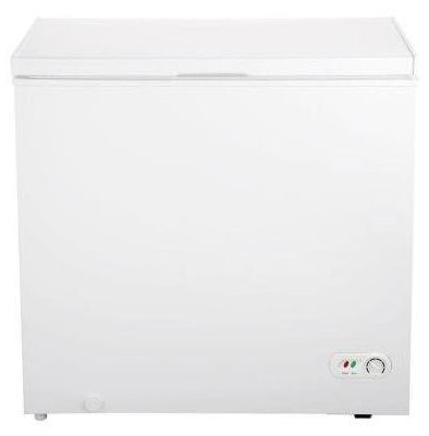 magic chef review  this freezer provides a roomy 6 9 cubic feet of interior  space giving you room for some serious food storage  to illustrate its  size,