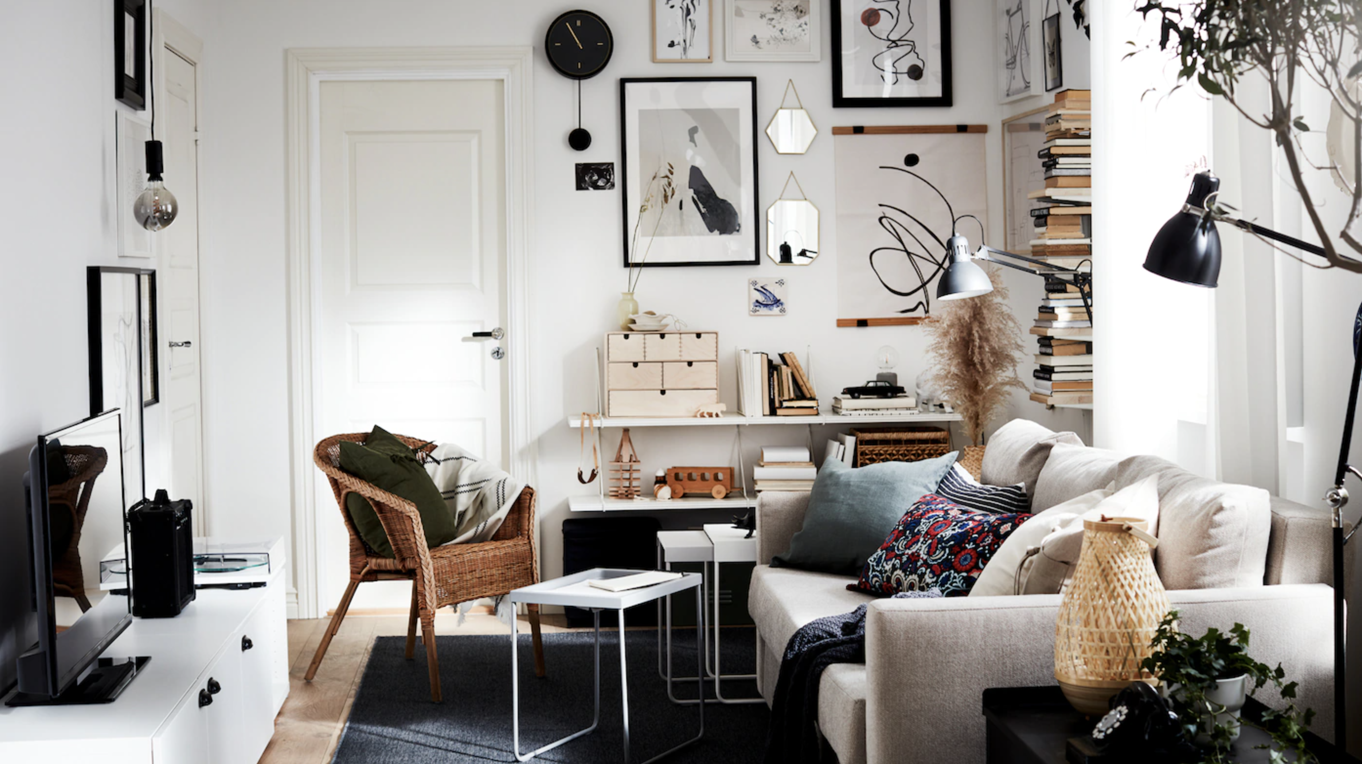 17 Small Living Room Ideas To Prove Small Can Still Be Stylish Real Homes