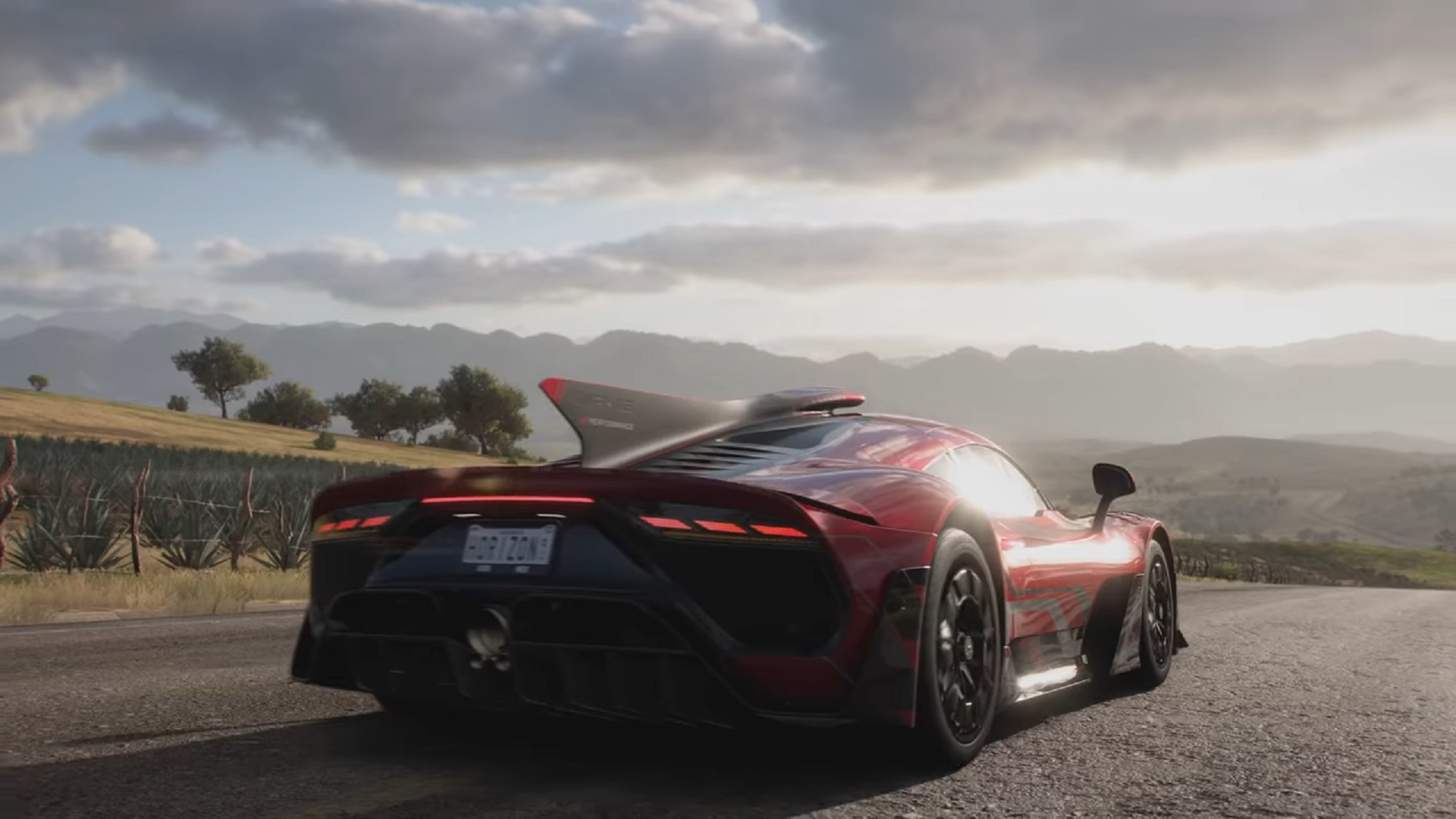 Forza Horizon 5 nature sounds are perfect to read-study-race to