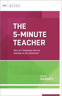 The @ASCD Arias-The 5 Minute Teacher